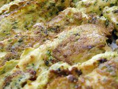 Puranji zrezki s krompirjevo skorjico - Recept