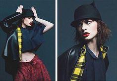 Total Look DassùYAmoroso #Styling  CREDO Photography #Carlo William Rossi #Eugenio D'Orio #Giulia Brandimarti #Andrea Leigh #Model