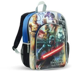 0dd897176e07 Free 2-day shipping on qualified orders over  35. Buy Star Wars Kids  Backpack