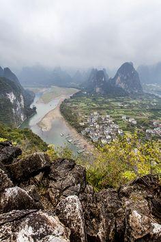 Yangshuo xing ping by atai  - Photo 134922439 - 500px