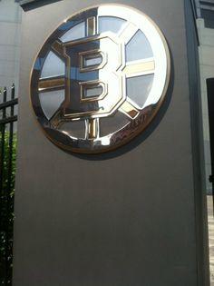 Boston Bruins TD Garden 2nd home