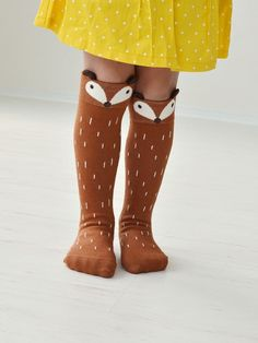 Fox Socks! 2 Colors! over 50% off! | Find it on Jane #kids #fashion #clothing