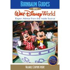 Birnbaum`s Walt Disney World 2012