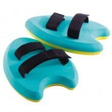 Paddles pour l'Aquagym en mousse - Accessoires - Abysse-sport