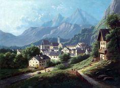 Неизвестный художник, 19 век