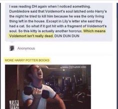 MORE HARRY POTTER