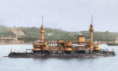 Veteran warship