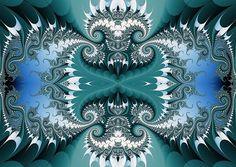 fractal  FRACTAL FANTASY  Pinterest