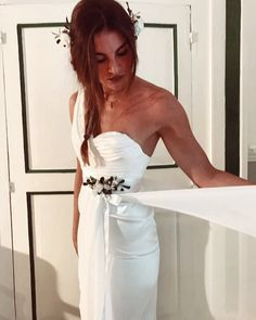 ss18 Strapless Dress Formal, Formal Dresses, Instagram, Fashion, Moda, Formal Gowns, Fasion, Trendy Fashion, Formal Evening Gowns