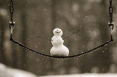 Happy Snowman! #12DaysofFlickr