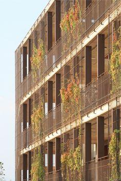 laostudio: Social housing Salou