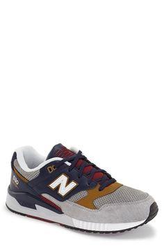 New Balance '530' Sneaker (Men) Grey/ Stone $109.95