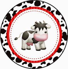 Kit de Animalitos de la Granja Bebés para Imprimir Gratis. Farm Animal Birthday, Farm Birthday, Birthday Party Themes, Fiesta Baby Shower, Baby Boy Shower, Farm Animal Cupcakes, Baby Farm Animals, Hot Wheels Party, Foto Transfer