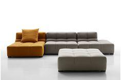 Tufty-Time '15 Sofa by Patricia Urquiola for B&B Italia