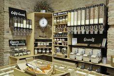 Casa Ramona Bulk Store, Zero Waste, Liquor Cabinet, Woods, Bakery, Spices, Packaging, Random, Natural