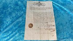 DOCUMENTO CERTIFICADO DE POBREZA, JUAN COMAPREGONA, SANT LLORENÇ SAVALL 1828