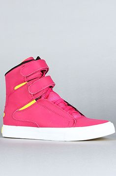 pink & yellow, pink & yellow