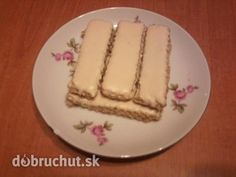 Orechové tyčinky Czech Recipes, Russian Recipes, Christmas Baking, Cookie Recipes, Cooker, Cheesecake, Food And Drink, Sweets, Bread
