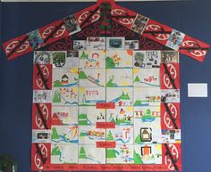 Love this idea for my classroom next year: Kerry Aitken‎NZ Teachers (Primary) Our class Marae, bringing our class community together with visual Mihi + a whanau homework task. Classroom Setting, Classroom Displays, Classroom Decor, Preschool Classroom, Toddler Preschool, Treaty Of Waitangi, Special Needs Art, Waitangi Day, First Day Activities