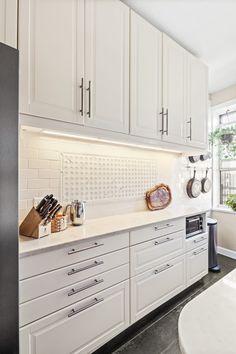 35 best ikea galley kitchen images in 2019 kitchen dining home rh pinterest com