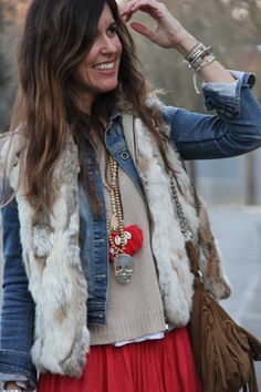 look of the day and accessorize new collection | mytenida en stylelovely.com