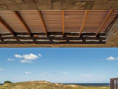 """José Ignacio, Uruguay""""The Bahia Vik hotel, located on the sparsely populated eastern coast of Uruguay, draws design inspiration from the area's ramshackle cabanas—and throws in a modernist twist. Though it has ten suites, 11 stand-alone villas, and a cool luxury, its greatest feature is the surf right on your doorstep. Definitely ran over these dunes for a post-breakfast swim in the Atlantic."""" —Paul Brady"""