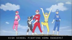 Discover & share this Episode 8 GIF with everyone you know. GIPHY is how you search, share, discover, and create GIFs. Anime Forum, Ranger, Ronald Mcdonald, High School, Family Guy, Guys, Fictional Characters, Grammar School, High Schools