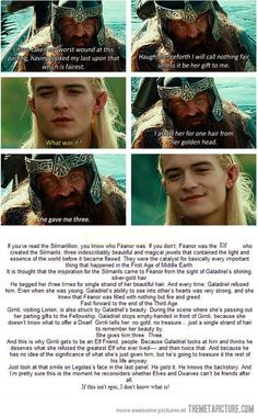 I literally cannot articulate how much I love this....physically not possible! #LOTR