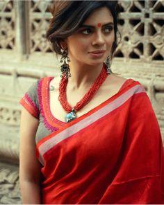 And bindi color