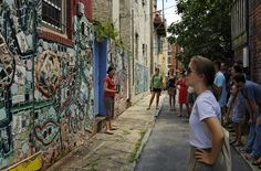 Group and School Tours - Philadelphia's Magic Gardens