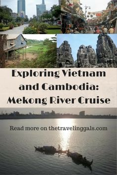 Read our newest blog post Exploring Vietnam and Cambodia: Mekong River Cruise