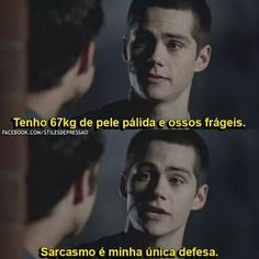 I love Stiles Teen Wolf Memes, Teen Wolf Quotes, Dylan O'brien, Teen Wolf Stiles, Teen Wolf Cast, Cenas Teen Wolf, Aurora Disney, Wolf Love, The Vampire Diaries