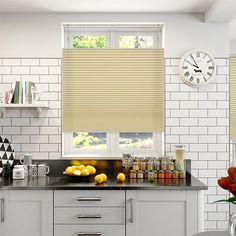 DuoShade Maize Top Down/Bottom Up Thermal Blind Blue Roman Blinds, Grey Blinds, Modern Blinds, Patio Blinds, Outdoor Blinds, Bamboo Blinds, Privacy Blinds, Fabric Blinds, Curtains With Blinds