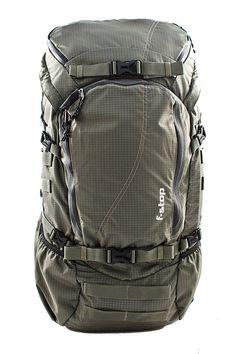 Badass camera bag for active sports (e.g. hiking, snowboarding).