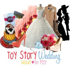 """""""Toy Story Wedding"""" by jami1990 on Polyvore"""