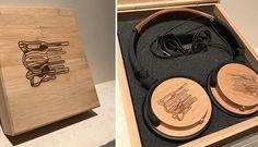 Josh Mayhem Auctions Custom Blown Away Headphones for Toys for Tots!