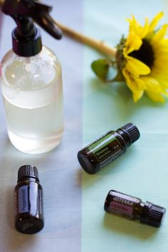 DIY After-Sun Soothing Spray with doTERRA Essential Oils | dōTERRA Blog - Essential Oils