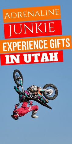 Adrenaline Junkie Experience Gifts in Utah - Unique Gifter Unique Gifts For Men, Gifts For Boys, Creative Gifts, Fathers Day Gifts, Guy Gifts, Best Christmas Gifts, Xmas Gifts, Best Gifts, Christmas Ideas