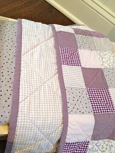 AG GIRL BED QUILT
