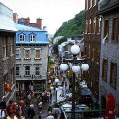Quebec Old City - Upper Town