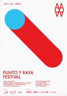 PUNTO Y RAYA FESTIVAL (Forma & Co)
