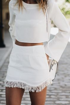 Matching white separates