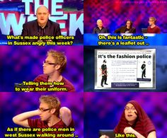 Russell Howard makes my life. Tumblr Funny, Funny Memes, Hilarious, Jokes, British Humor, British Comedy, Mock The Week, Russell Howard, Jack Whitehall
