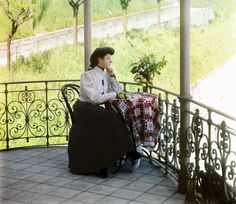 Faces of Russian Empire: Portraits by Sergei Prokudin-Gorskii - 05