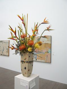 Bouquets to Art 2010 at the De Young Museum by delight.1027, via Flickr