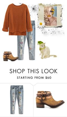"""""""way different"""" by janeellie ❤ liked on Polyvore featuring Steven by Steve Madden"""