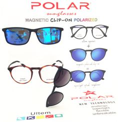 #polarsunglasses #clipon