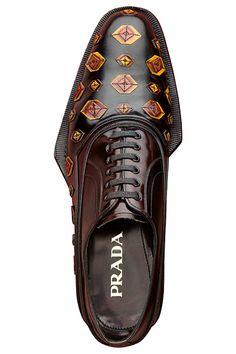 Prada - Men's Accessories - 2012 Fall-Winter Frm Rebecca Langston's bd: Vetements pour Hommes