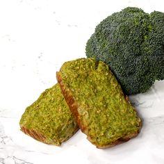 High Protein Veggie Bread [gluten-free + whole grain]