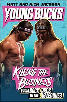 The electric and daring independent wrestling tag team share their inspiring story of how two undersized, ambitious athletes from Southern California became the idols of millions of popular sports fans, coveted among the ranks of AEW's elite wrestling lineup.Featuring over 60 photographs and alternating between each brother's perspective, this entertaining memoir is a complete portrait of what it means to grow into—and give back to—wrestling, the sport and profession they embody and… Jackson, Change Day, Popular Sports, Professional Wrestling, Viral Videos, Memoirs, Audio Books, First Love, Family Guy